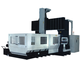 台正数控龙门加工中心TOM-SP3208B/5016B