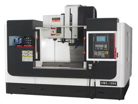 台正数控加工中心VMC1890L
